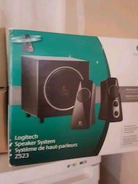 Logitech speaker super clear sound Brampton, L6P 1Z6