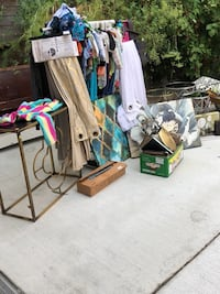 moving patio/ backyard sale all day tomorrow Seattle, 98144