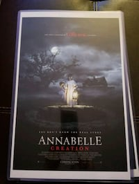 Annabelle Poster Creation Version 2 Bunker Hill, 25413