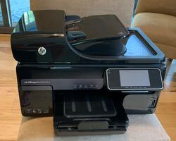HP Officejet Pro 8500A Plus Wireless All-in-One