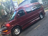 2006 GMC Savana 1500 AWD Washington