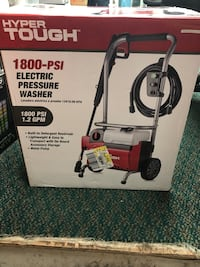 Power Washer , Tools-Power.. Hyper Tough Brand New Box .. Negotiable  Baltimore, 21217