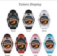 Brand New round face smart watches Spruce Grove, T7X 3X5