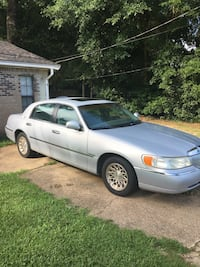 Lincoln - Town Car - 1998 Pace, 32571