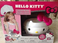 White and pink hello kitty chocolate boutique box brand new for age 6+ Hamilton, L8V 4K6