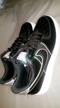 Men's size 10, Nike Air Force Ones