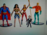 DC Comics Multiverse Collect & Connect Collection  Columbia, 29212