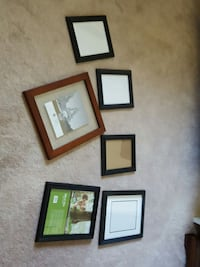 Lot of picture frames Washington, 63090