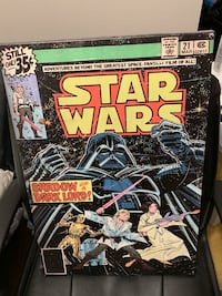 Star Wars canvas  Laval, H7V 3W8
