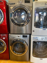 Kenmore Front Load Washer and Electric Dryer Set