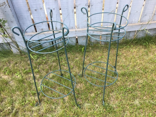 Two Tier Plant Stands