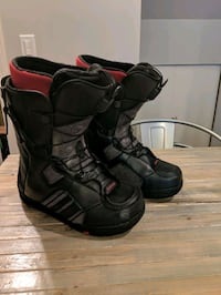 Ride snowboard boots size 10 Port Moody