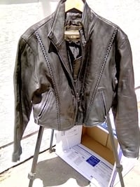 Women's leather jacket Long Beach, 90806