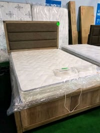 Full size bed  Pineville, 28134
