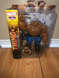 "Marvel Select ""The Thing"" Figure Brampton, L6V 3W6"