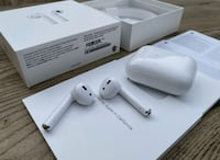 Apple AirPods 2nd Generation with Wireless Charging Case Brand New  Washington