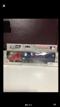 Die Cast ANAHEIM ANGELS tractor trailer Cypress, 90630
