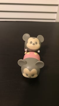 Limited edition Tsum Tsum Pastel Mickeys 46 km