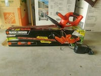 Hedge Trimmer/Battery/Charger Darien