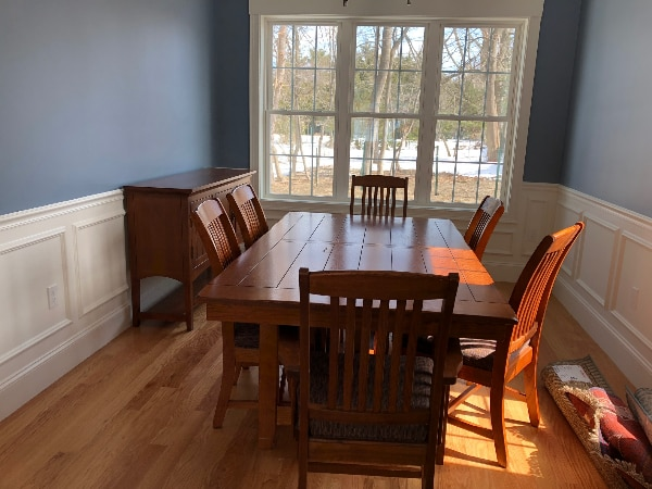 Used Dining Room Set And Dresser For Sale In Newton
