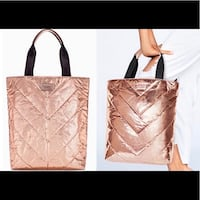 Victoria's Secret Rose Gold Tote Bag Brand New  Newmarket, L3Y 4W1