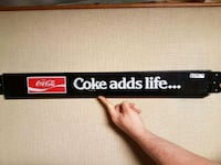 Coke push bar Sherwood Park, T8A 0P7