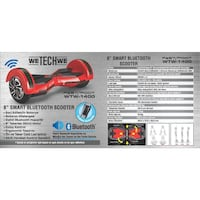 WTW 1400 Hoverboard 8392 km