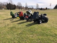 Lawn tractors for sale