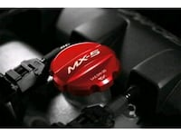 MX5 red sport oil cap Hamilton, L0R 2H5