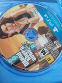 Grand Theft Auto 5 PS4 game disc Washington, 20020