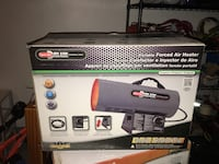 black and gray portable generator Bristow, 20136