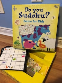 Soduko kids game