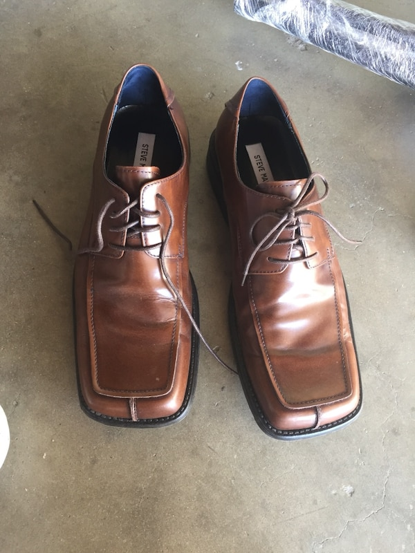 35311269238 Used Steve Madden Brown Shoes (size 11 11.5) for sale in Simi Valley - letgo
