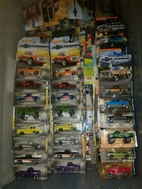 Hot wheels &matchbox sets Socorro, 79928