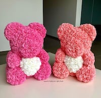Rose bear luxury gift  Mississauga, L4Z