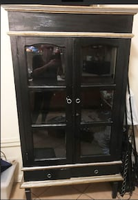 Shabby chic buffet cabinet Los Angeles