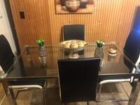 new dining room unused in perfect condition Lawrence, 01841