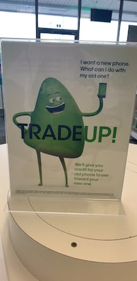 Come into cricket today and trade in your old phone to go toward a new one! For more information come in today Manchester, 03104