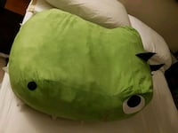 Dinosaur pillow, never used, just sat in his room. Brampton, L6T 0H2