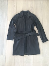 Leather trench coat  Stavanger, 4014