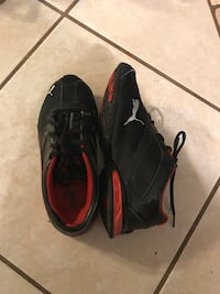 Youth boys Puma shoes size 3.5 Roswell, 88203