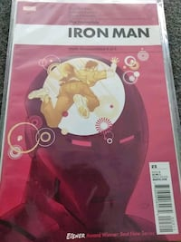 Invincible Iron Man #23 April 2010 Shelton, 06484