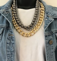 Fashionable Necklace and  Matching Earrings Johnson City, 37604