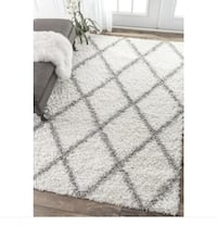 White & Grey Shag Area Rug/NEW  Richmond Hill, L4C 3T9