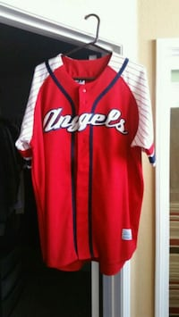Angel official jersey  Riverside, 92508