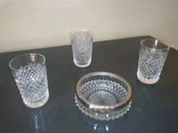 Cut glass collection Woodland, 95695