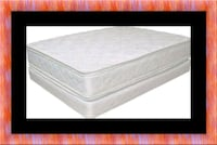 King double pillowtop mattress with split box  Upper Marlboro, 20772