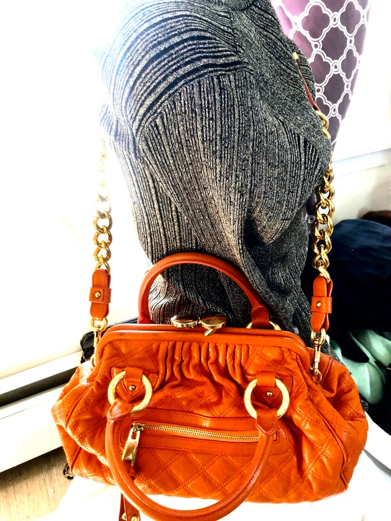 Photo MarcJacobs/Louis Vuitton mini Stam Bag 2013