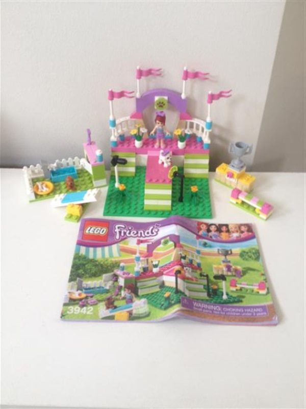 Lego Friends Pet and Animal sets gently used