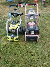 two power washers 100 a peace or 200 for both Baltimore, 21225